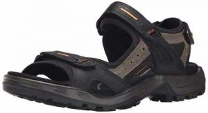 Comfortable hiking sandals