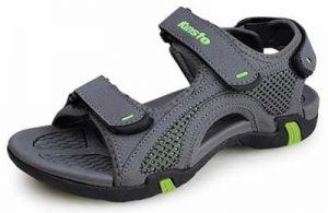 Men's sandals with arch support
