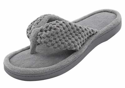 slippers with arch support