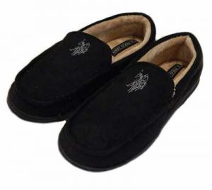 best men's leather slippers